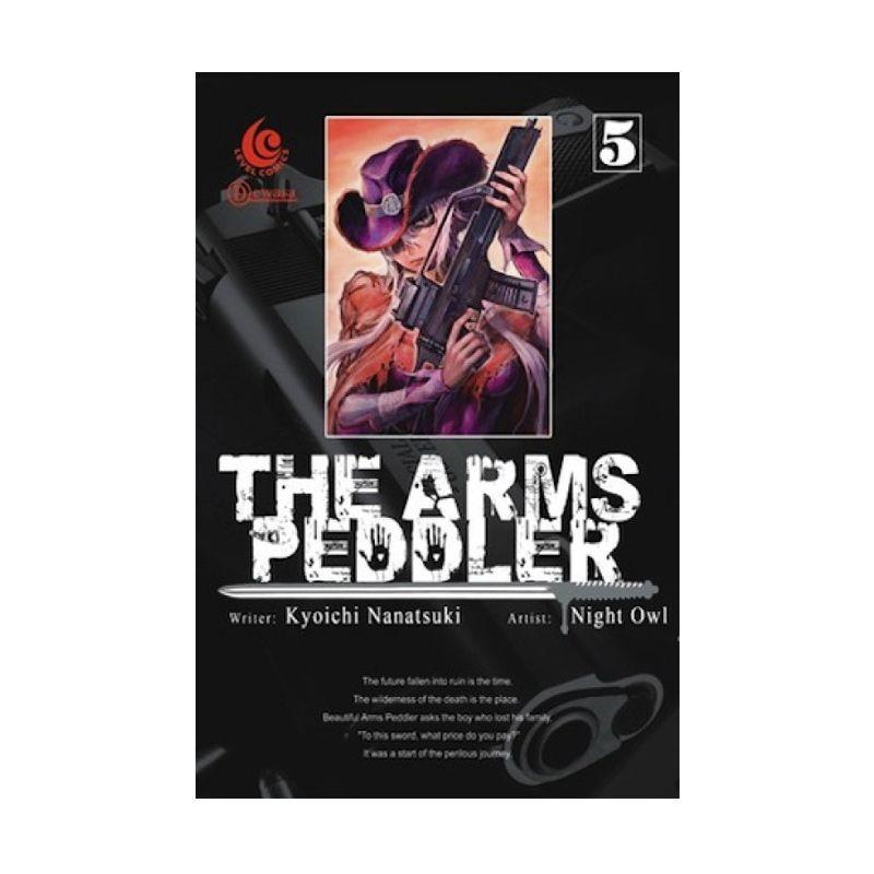 Grazera The Arms Peddler Vol 05 by Kyoichi Nanatsuki Buku Komik