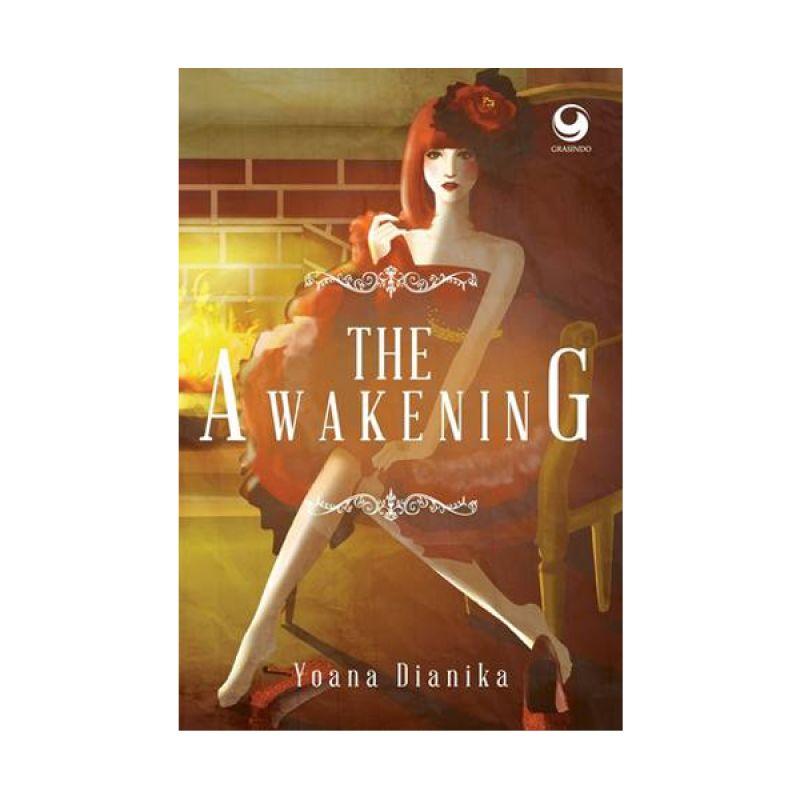 Grazera The Awakening by Yoana Dianika Buku Fiksi