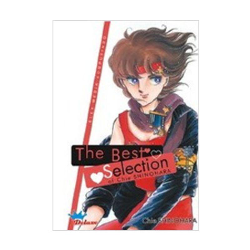 Grazera The Best Selection Of Chie Shinohara [Deluxe] by Chie Shinohara Buku Komik