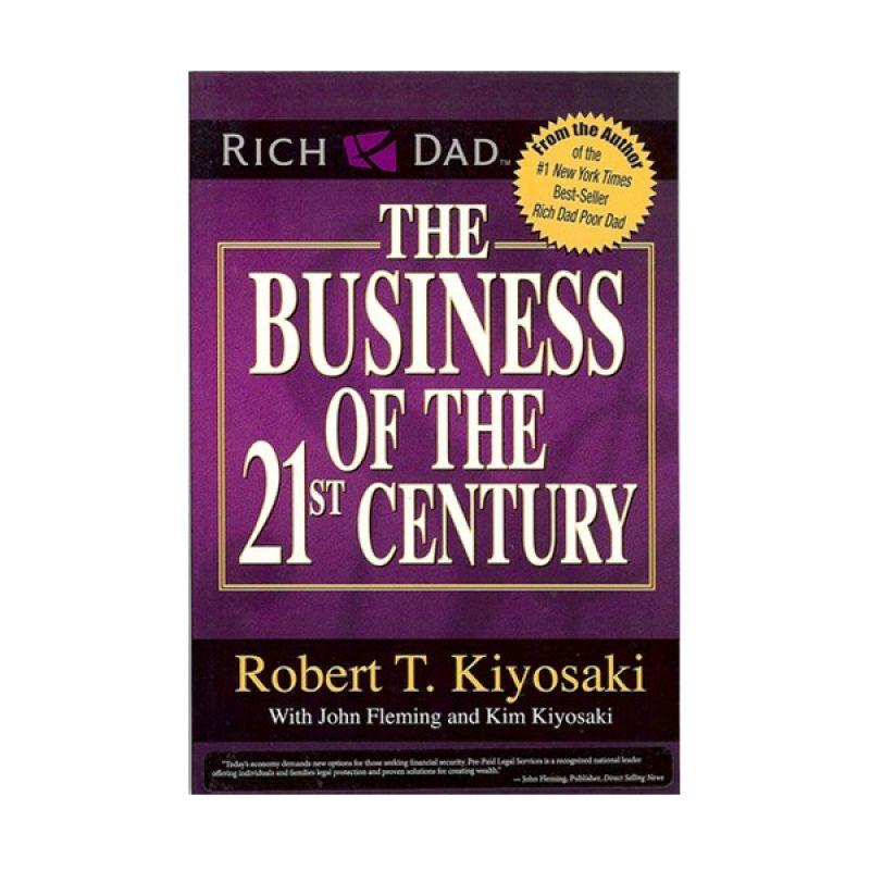 Grazera The Business of The 21st Century by Robert T. Kiyosaki Buku Ekonomi & Bisnis
