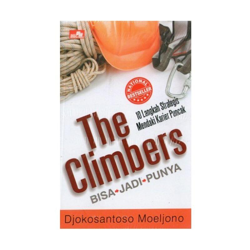 Grazera The Climbers by Djokosantoso Moeljono Buku Ekonomi dan Bisnis