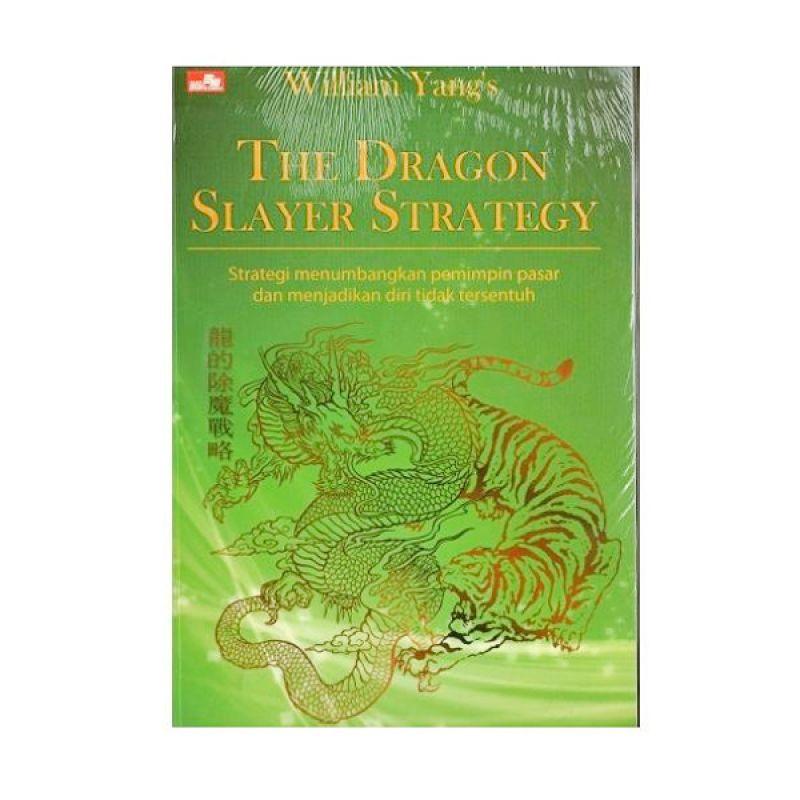 Grazera The Dragon Slayer Strategy by William Yang's Buku Ekonomi & Bisnis