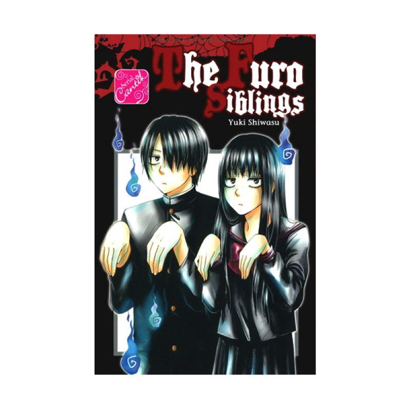 Grazera The Furo Siblings by Yuki Shiwasu Buku Komik
