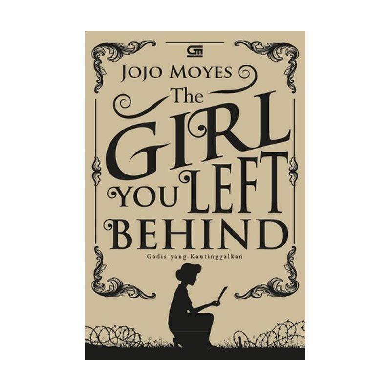 Grazera The Girl You Left Behind by Jojo Moyes Buku Fiksi
