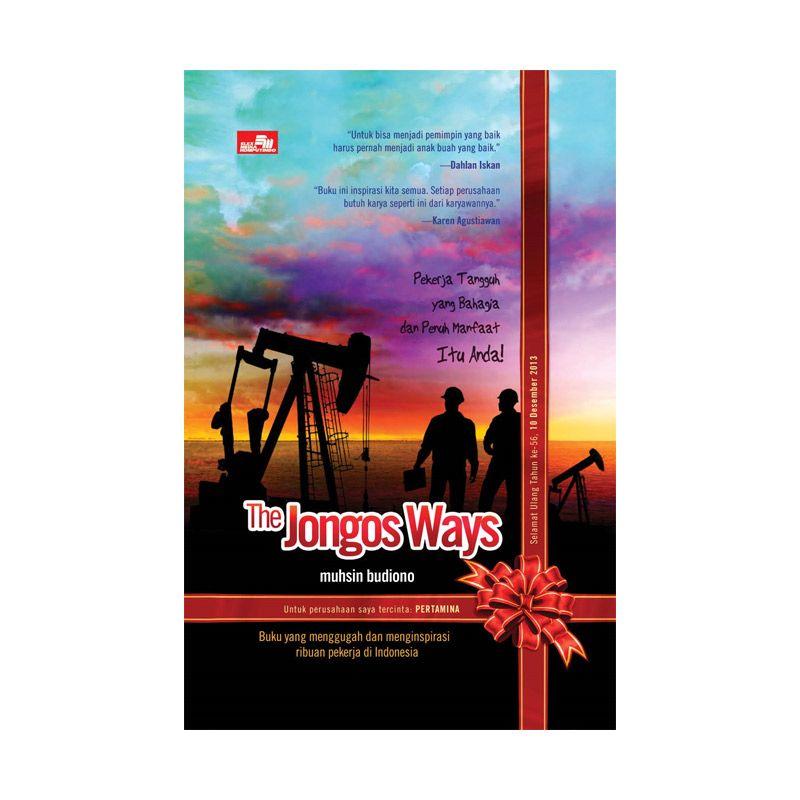 Grazera The Jongos Ways by Muhsin Budiono Buku Ekonomi & Bisnis