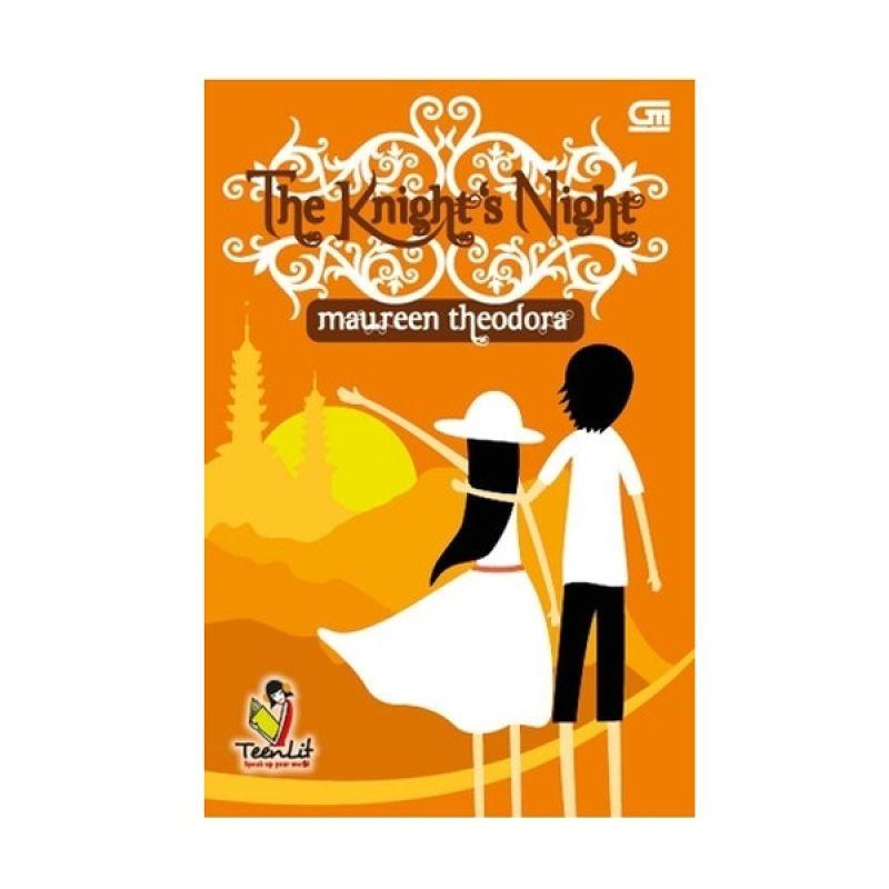 Grazera The Knights Night by Maureen Theodora Buku Fiksi