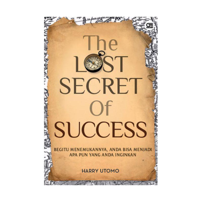 Grazera The Lost Secret of Success Harry Utomo Buku Motivasi
