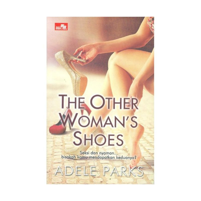 Grazera The Other Woman's Shoes by Adele Parks Buku Fiksi