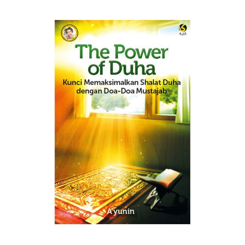 Grazera The Power of Duha by A'Yunin Buku Agama