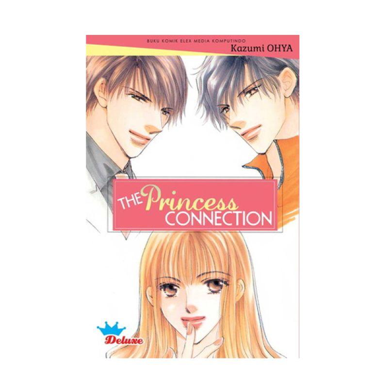 Grazera The Princess Connection [Deluxe] by Kazumi Ohya Buku Komik