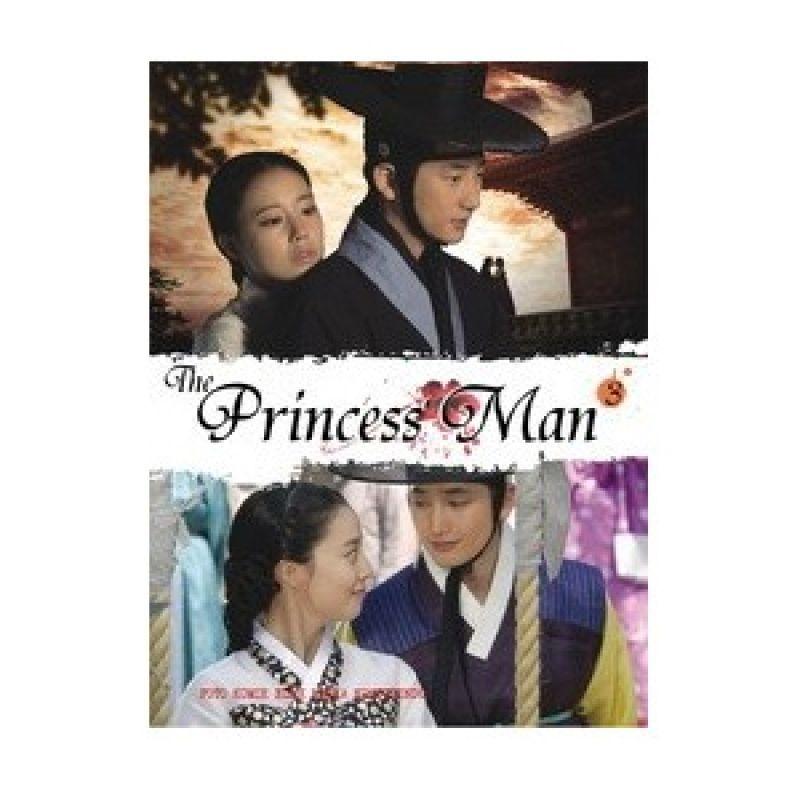 Grazera The Princess Man Vol 03 [Full Color] by Jo Jung-Joo Buku Komik