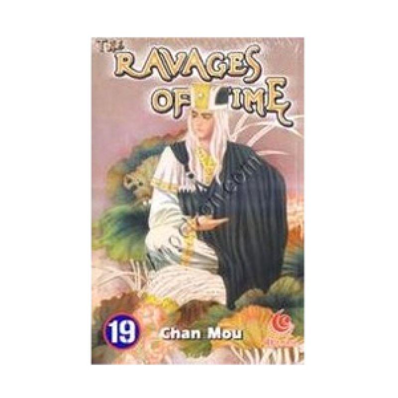 Grazera The Ravages of Time Vol 19 by Chan Mou Buku Komik
