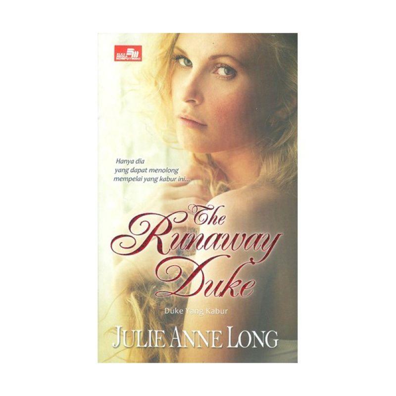 Grazera The Runaway Duke by Julie Anne Long Buku Fiksi