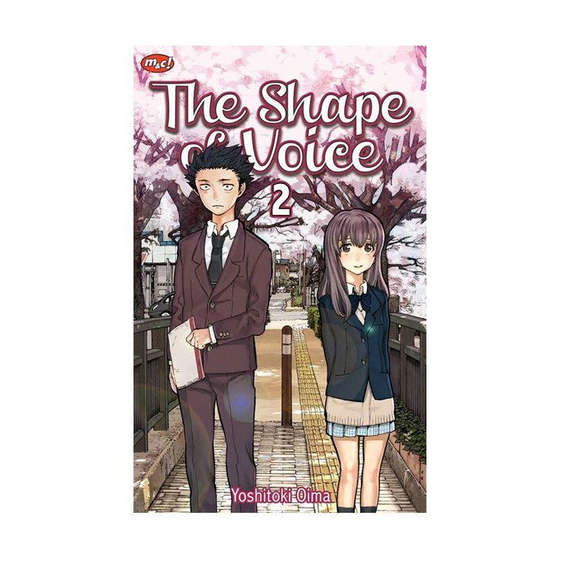 Grazera The Shape of Voice Vol.02 By Yoshitoki Oima Buku Komik