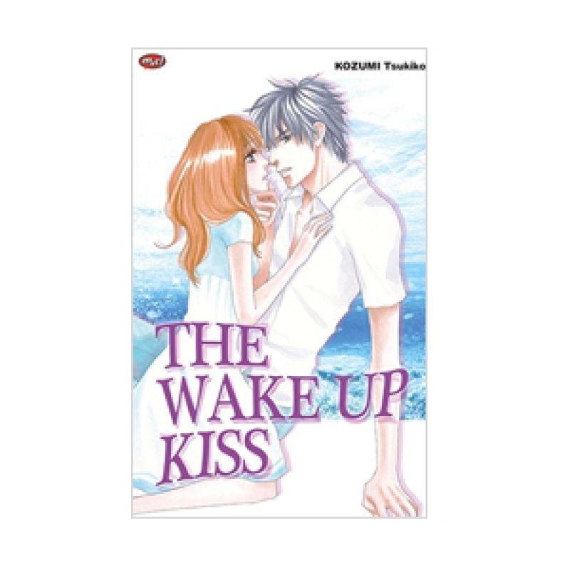 Grazera The Wake Up Kiss by Tsukiko Kozumi Buku Komik