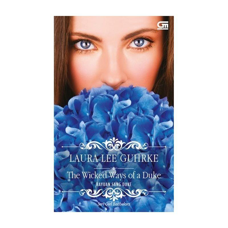 Grazera The Wicked Ways Of A Duke by Laura Lee Guhrke Buku Fiksi