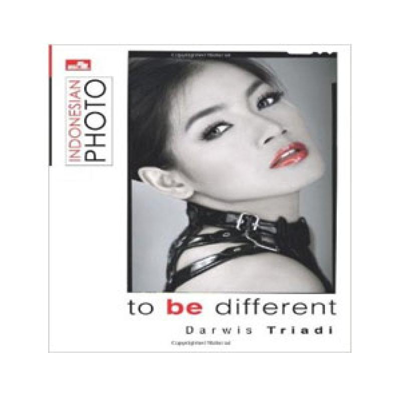 Grazera To Be Different by Darwis Triadi Buku Hobi