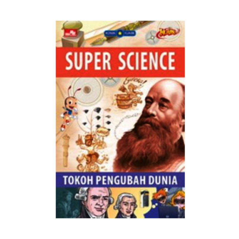 Grazera Tokoh Pengubah Dunia by Armanto Sutedjo Buku Komik