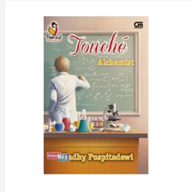 Grazera Touche 2 by Windhy Puspitadewi Buku Fiksi