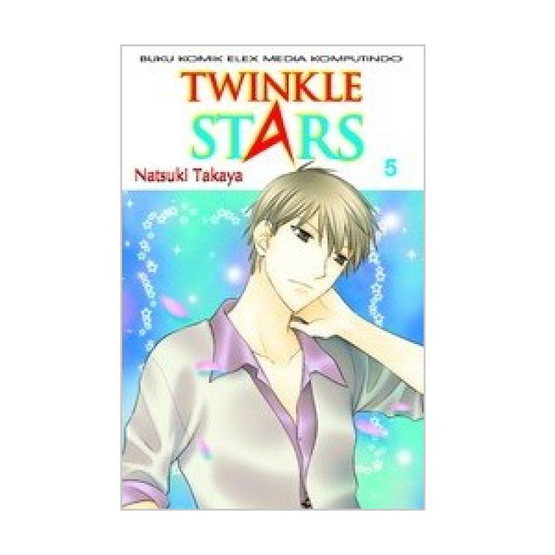Grazera Twinkle Stars Vol 05 by Natsuki Takaya Buku Komik