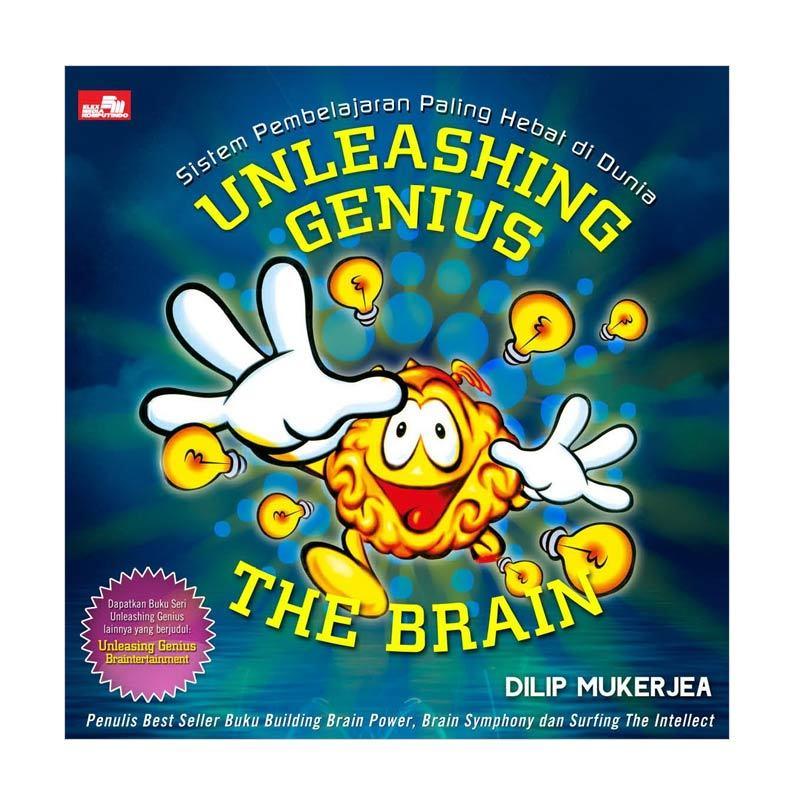 Grazera Unleashing Genius The Brain By Dilip Mukerjea Buku Pengembangan Diri