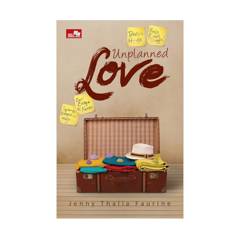 Grazera Unplanned Love by Jenny Thalia Faurine Buku Fiksi