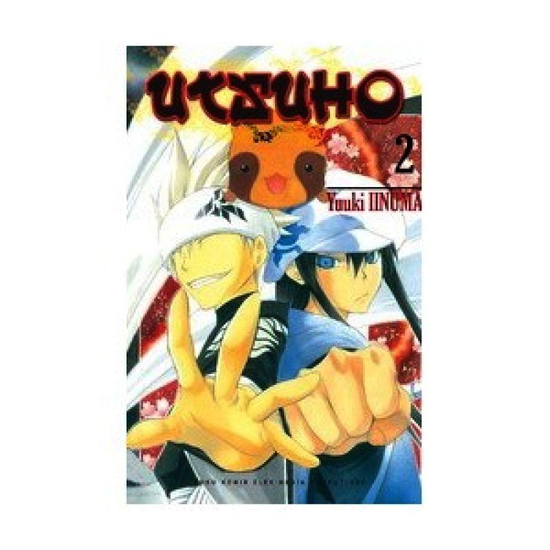 Grazera Utsuho Vol 02 by Yuuki Iinuma Buku Komik