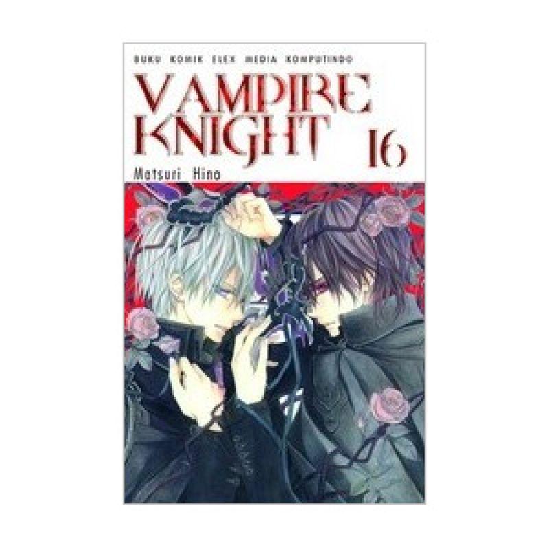 Grazera Vampire Knight Vol 16 by Matsuri Hino Buku Komik