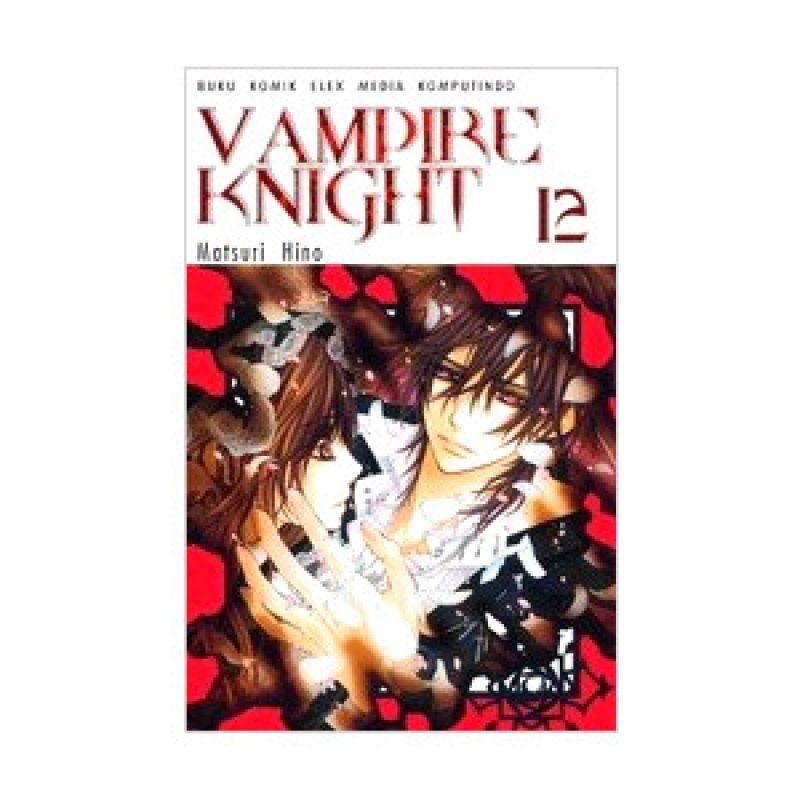 Grazera Vampire Knight Vol 12 by Matsuri Hino Buku Komik