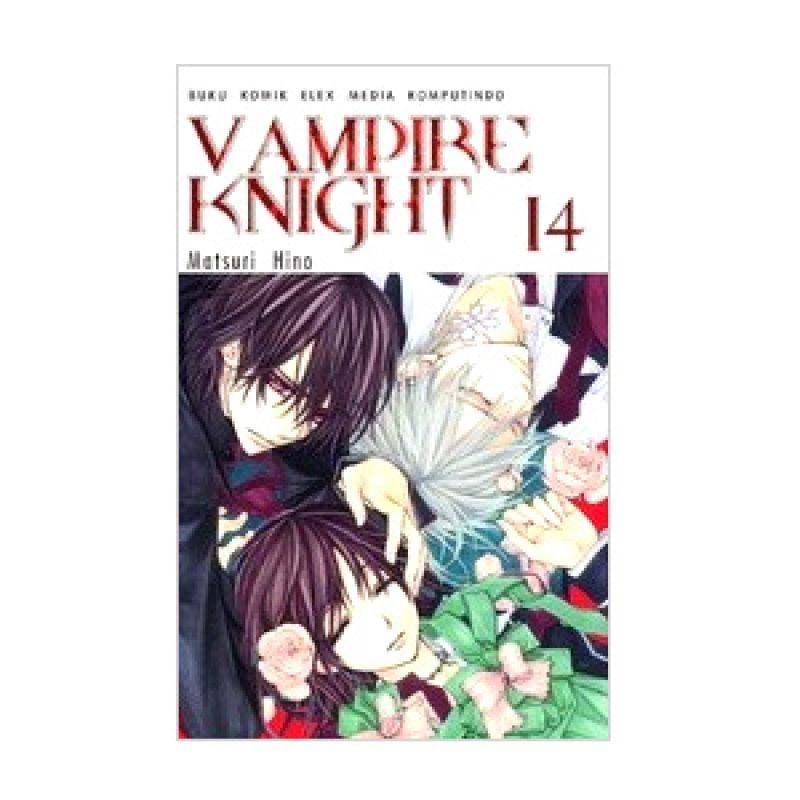 Grazera Vampire Knight Vol 14 by Matsuri Hino Buku Komik