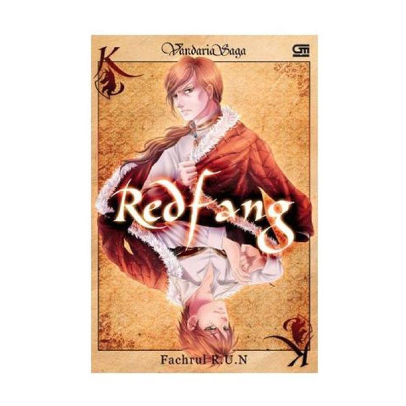Grazera Vandaria Saga by Fachrul R.U.N Buku Fiksi