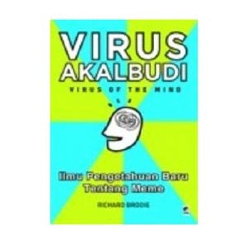 Grazera Virus Akal Budi by Richard Brodie Buku Managemen