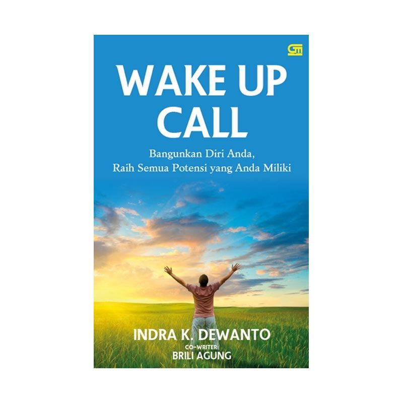 Grazera Wake Up Call by Indra K. Dewanto dan Brili Agung Buku Motivasi