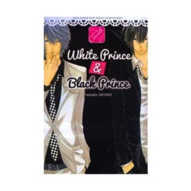 Grazera White Prince dan Black Prince by Tamako MOMO Buku Komik