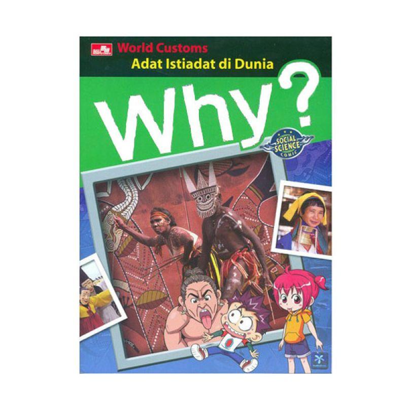 Grazera Why? Adat Istiadat di Dunia by Yearimdang Buku Komik