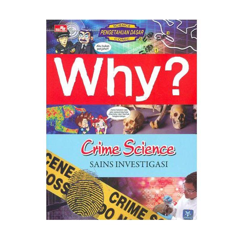 Grazera Why? Sains Investigasi by Yearimdang Buku Komik