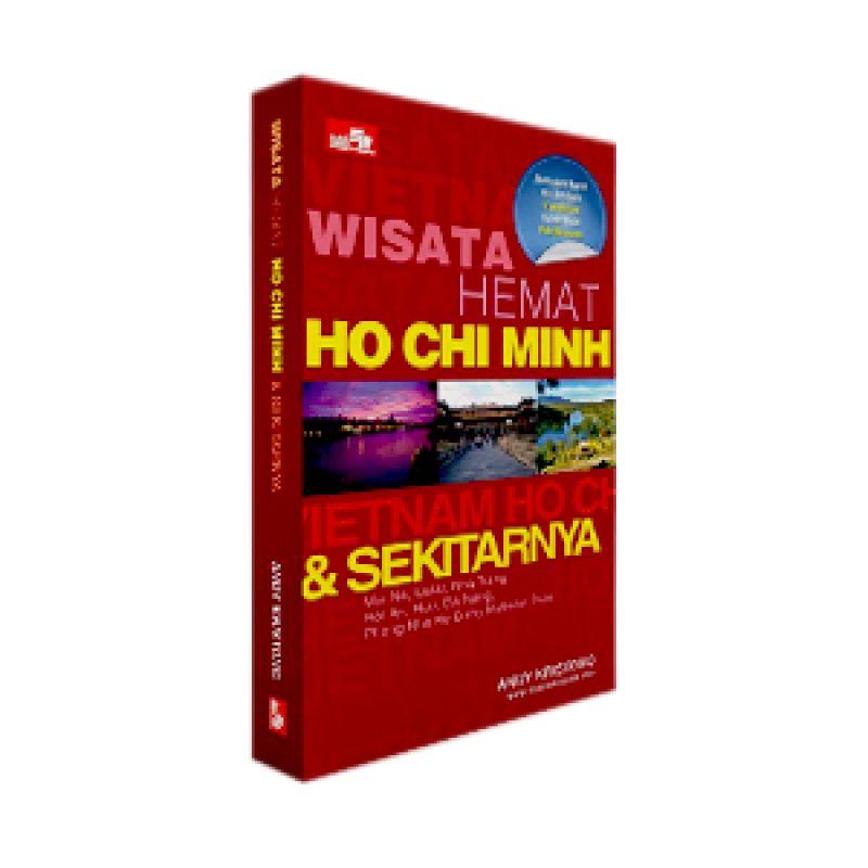 Grazera Wisata Hemat Ho Chi Minh dan Sekitarnya by Andy Kristono Buku Pengembangan Diri