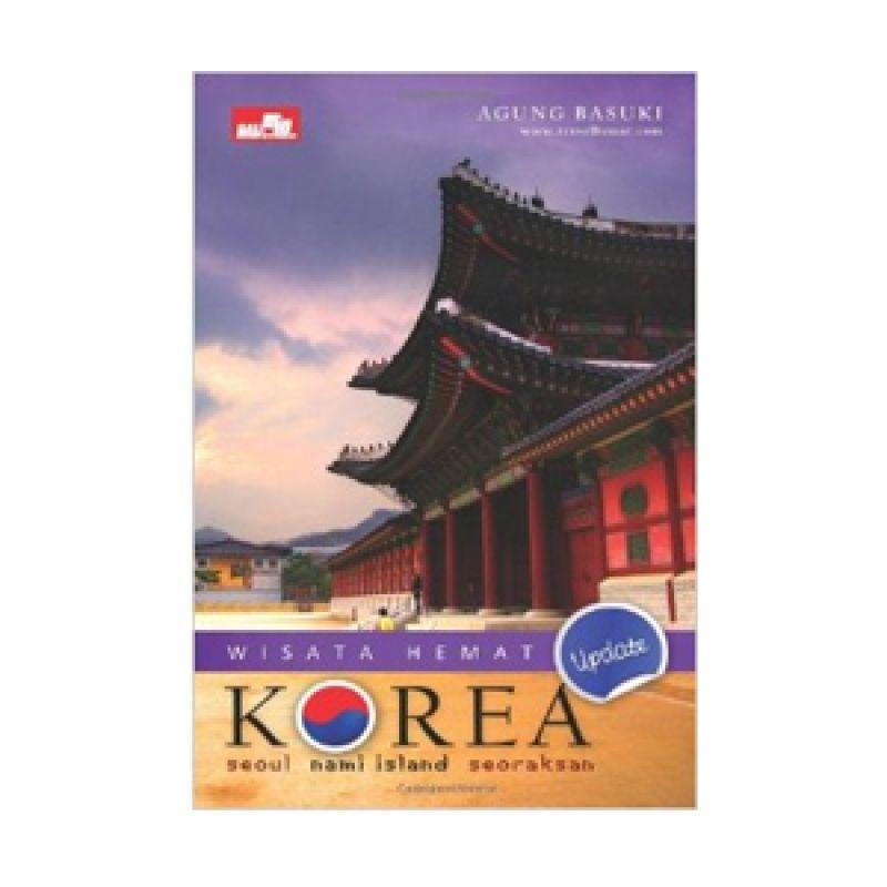 Grazera Wisata Hemat Korea Update by Agung Basuki Buku Pengembangan Diri