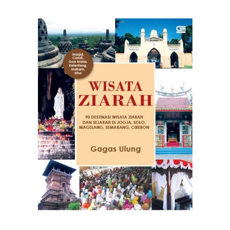 Grazera Wisata Ziarah by Gagas Ulung Buku Pariwisata