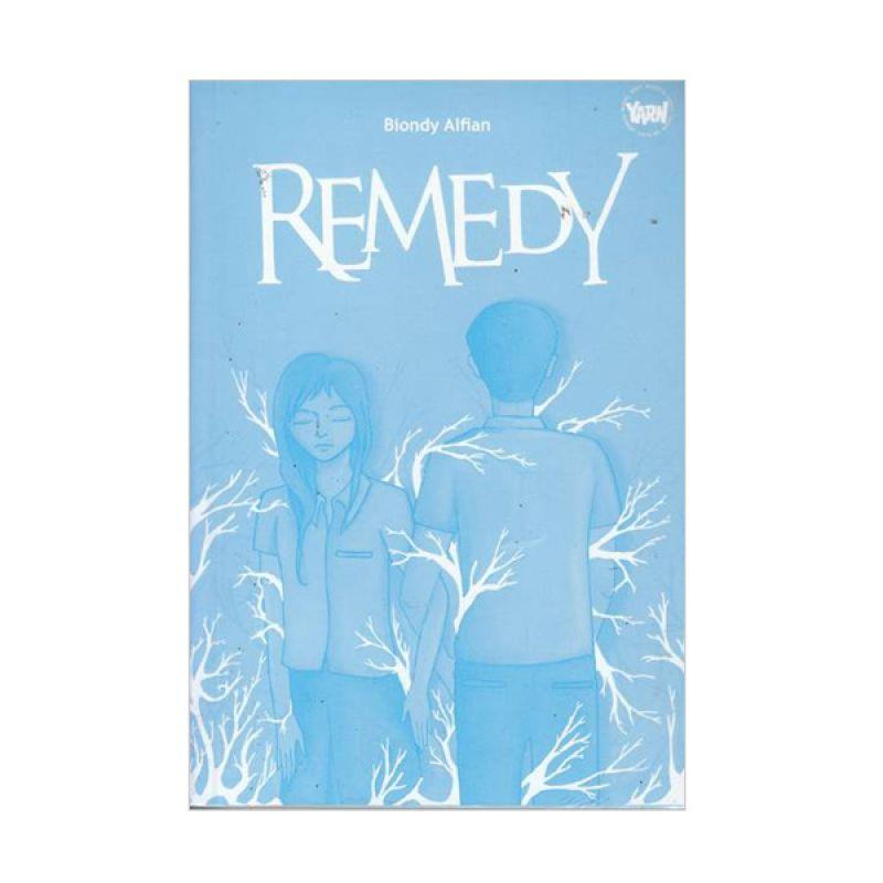 Grazera YARN 3: Remedy by Biondy Alfian Buku Fiksi