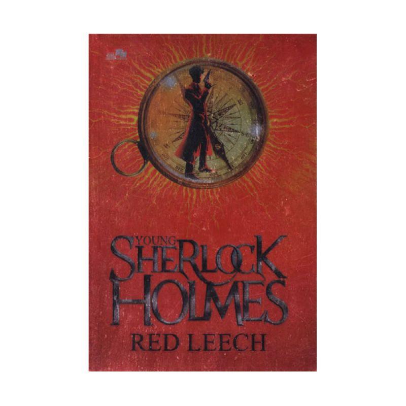 Grazera Young Sherlock Holmes by Andrew Lane Buku Fiksi
