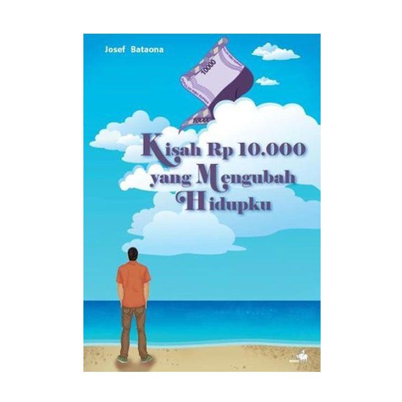 Grazera Kisah 10.000 Yang Mengubah Hidupku By Josef Bataona Buku Motivasi