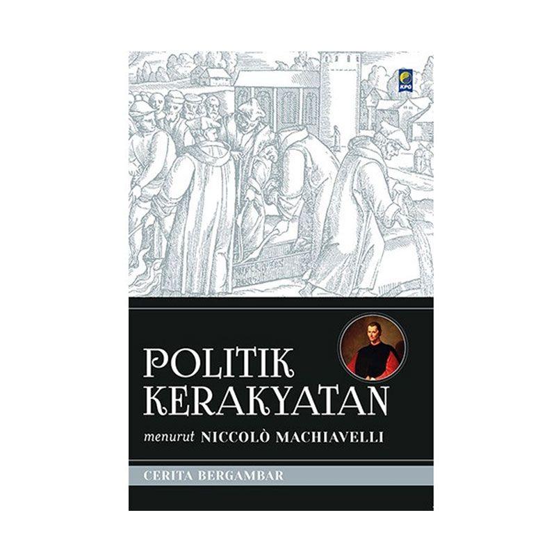 Grazera Politik Kerakyatan By Niccolo Machiavelli Buku Politik