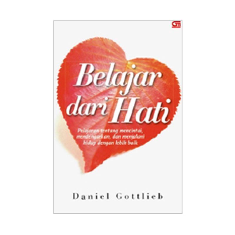 Grazera Belajar dari Hati by Daniel Gottlieb Buku Pengembangan Diri