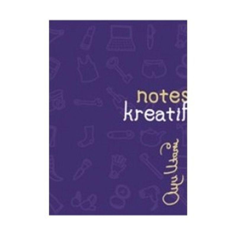 Grazera Notes Kreatif Ayu Utami by Ayu Utami Buku Hobi
