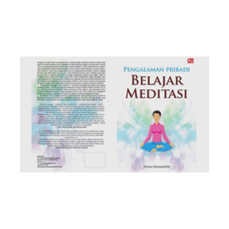 Grazera Pengalaman Pribadi Belajar Meditasi by Nusya Kuswantin Buku Pengembangan Diri