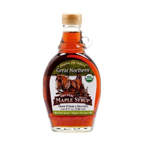 harga Great Northern Organic Maple Syrup [236 mL] Blibli.com