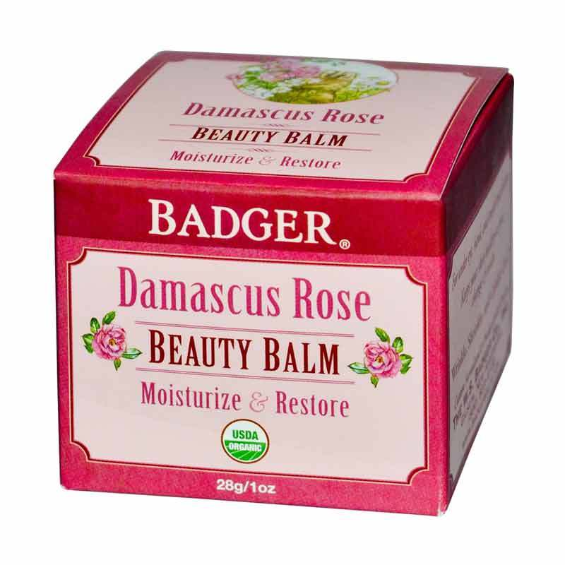 BADGER Damascus Rose - Beauty Balm
