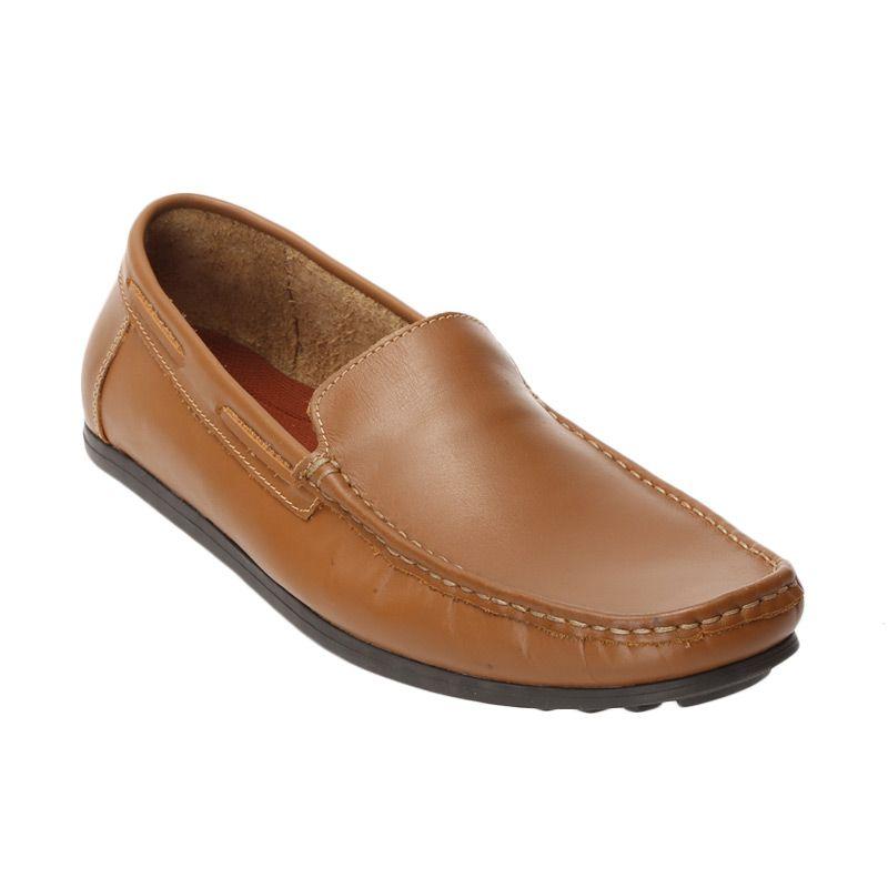 Grenadier Basic Moccasins 2828 Tan Sepatu Pria