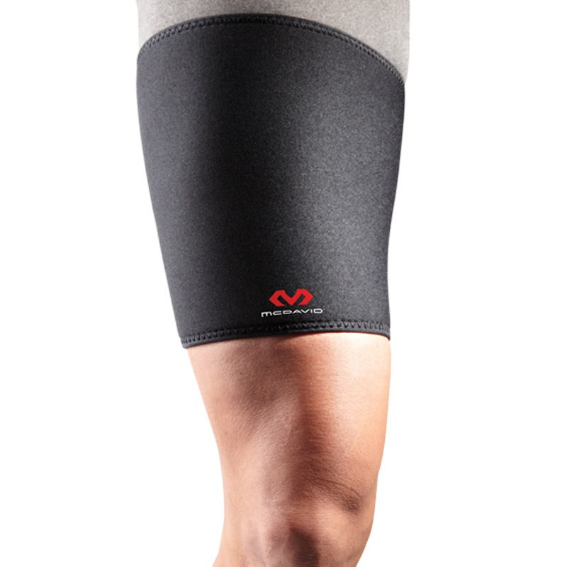 McDavid 471 Black Thigh Sleeve Alat Pelindung